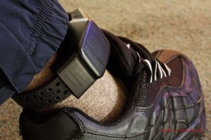 Ankle Monitor Possible Consequence to Probation Violation